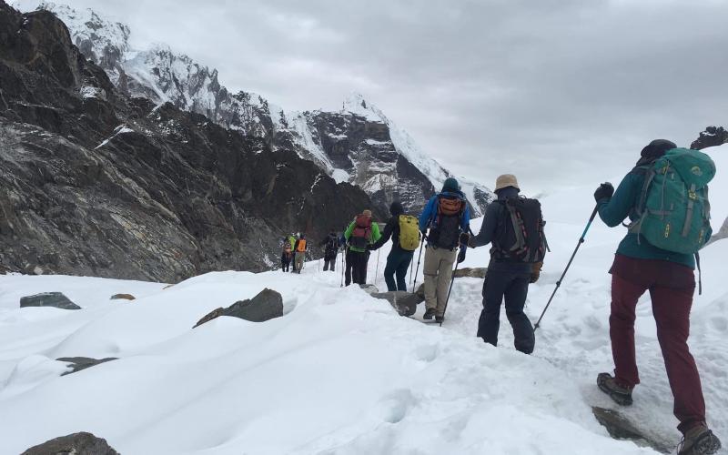 Chola-La Pass