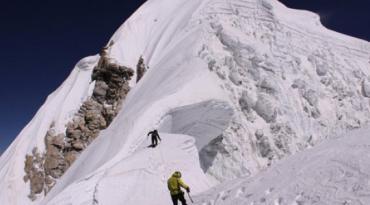 Baruntse Expedition 7130M with Climbing Mera peak (6,465M)&Amphulapcha Pass (5,800M) 40 Days