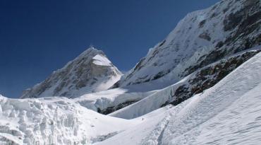 Pachermo Peak (6,187M) With Tashi Lapcha Pass (5,755) 18 Days