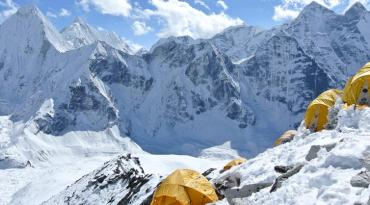 Tent Peak Climbing (5,665M) With Poonhil View Point (3,210M)& Annapurna Base Camp (4,130M) 20 Days