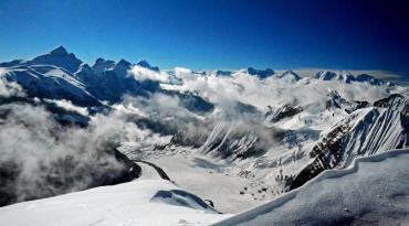 Saribung Peak climbing (16 Days)