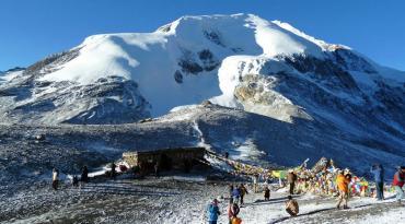 Thorong Peak Climbing (6,145M) Via Thorong La Pass (5,416M)