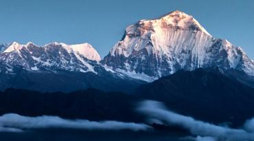 Dhaulagiri Expedition Via French Pass/Hidden Valley