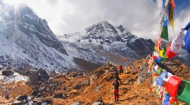 Annapurna Circuit Trek (15 Days)