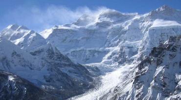 Kanchanjunga Expedition (53 Days) Kathmandu-Kathmandu (8,586M)