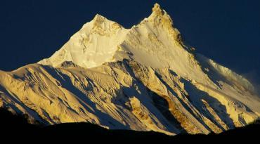 Manaslu Expedition (38 Days) Kathmandu-Kathmandu (8,156M)