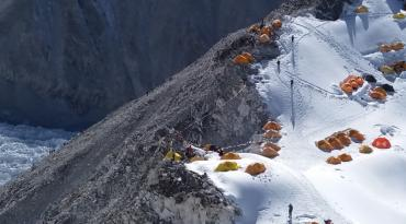 Cho-Oyu Expedition (45 days) Kathmandu-Kathmandu (8,201M) Tibet/Nepal