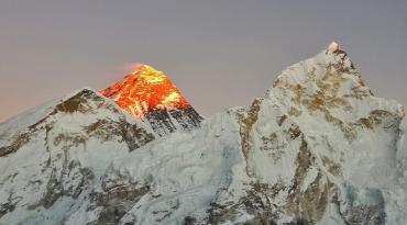 Lhotse Expedition  (48Days)With Climbing Lobuche Peak(6145M)