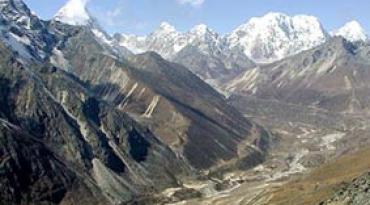 Mera Peak Climbing(6464M)&Mingbo La Pass(5847M)