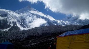 Manaslu Expedition (38 Days) Kathmandu-Kathmandu